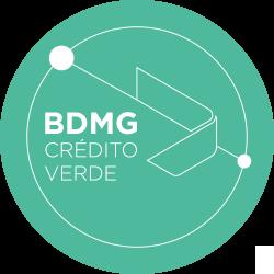 Logo BDMG Crédito Verde